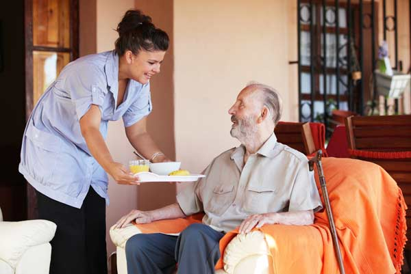 residential care giver
